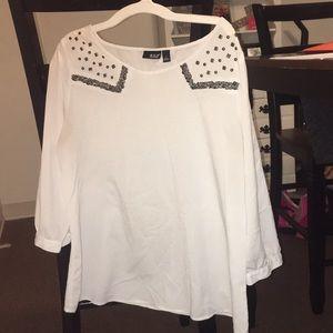 Ana size L women's blouse. NWOT
